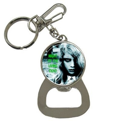 Night of the Living Dead Bottle Opener Key Chain
