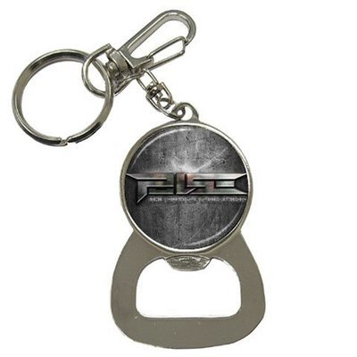 Pulse Bottle Opener Key Chain