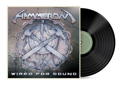 Wired For Sound by Hammeron [Vinyl LP]