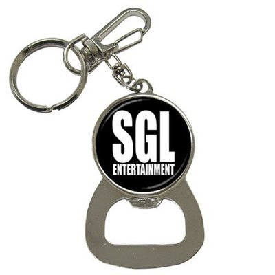 SGL Entertainment Bottle Opener Key Chain