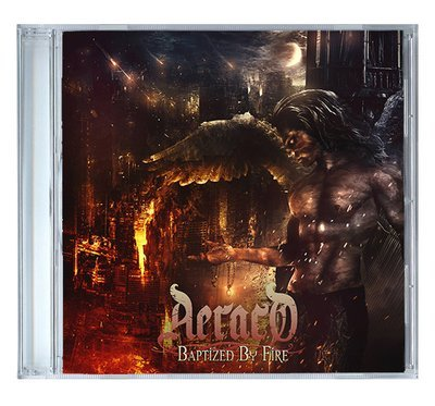 Baptized by Fire from Aeraco [CD]