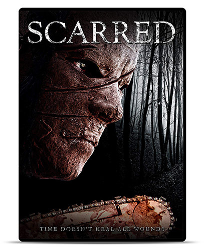 SCARRED [DVD] HOT DEAL