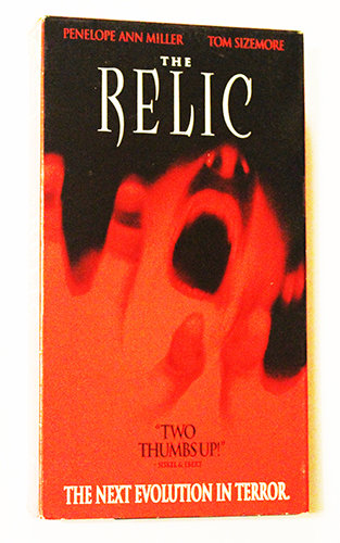 The Relic [VHS]