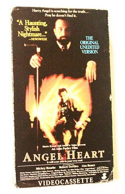 Angel Heart [VHS] SOLD OUT