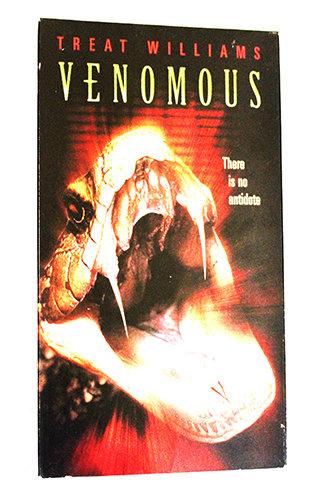 Venomous [VHS]