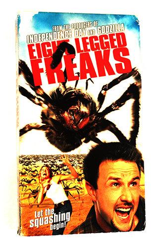 Eight Legged Freaks [VHS]