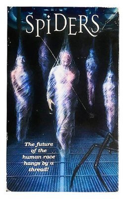 Spiders [VHS] SOLD OUT