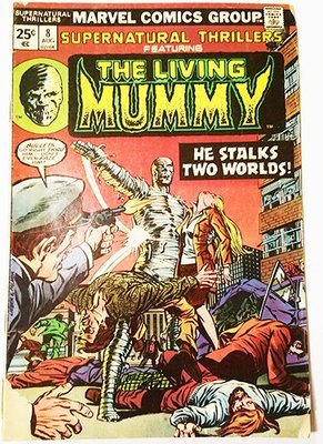 The Living Mummy SOLD OUT