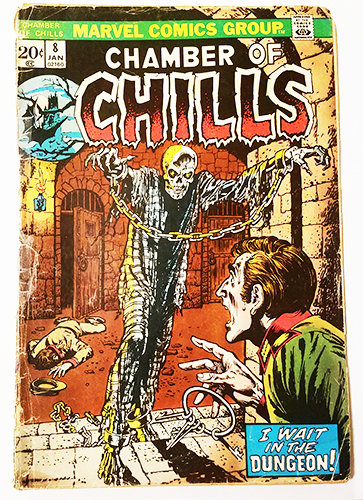 Chamber of Chills SOLD OUT