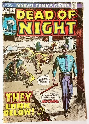 Dead of Night SOLD OUT