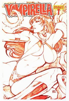 Vampirella [Comic Book] SOLD OUT