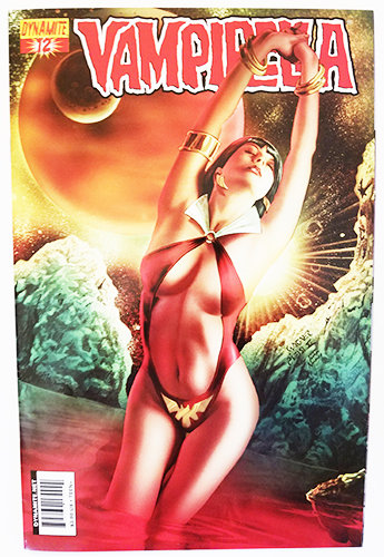 Vampirella [Comic Book]