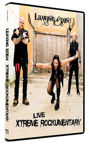 Leaving Eden Live Xtreme Rockumentary [DVD]