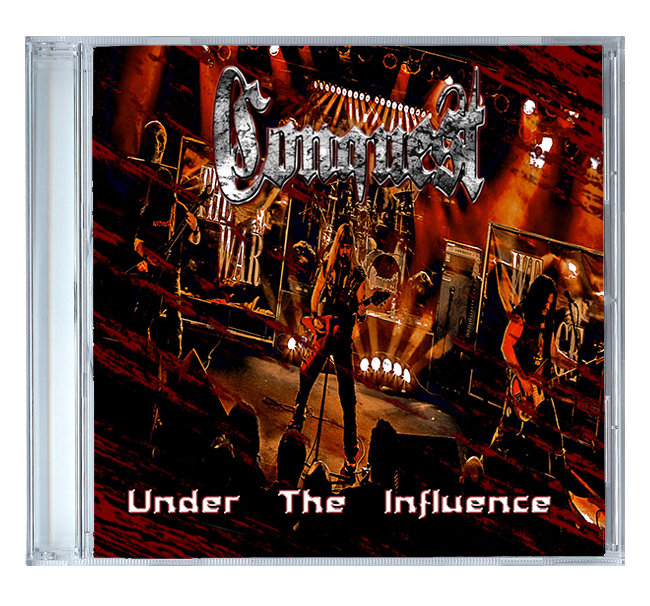 Under the Influence by Conquest [CD]