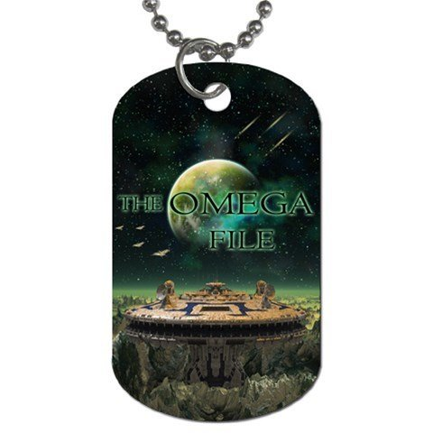The Omega File Two Sided Dog Tag