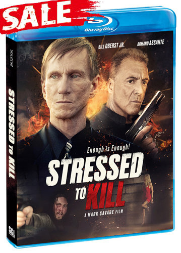 Stressed to Kill [Blu-ray]