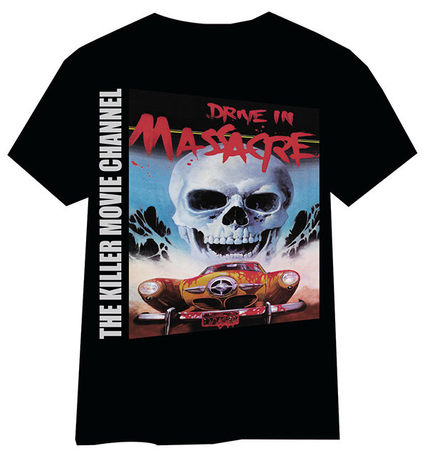 Drive In Massacre T-Shirt
