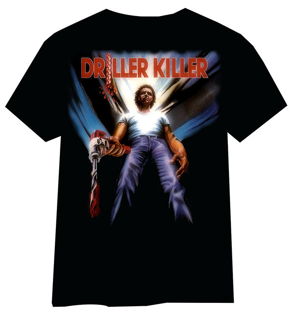 Driller Killer T-Shirt