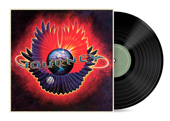 Infinity by Journey [Vinyl LP] SOLD OUT