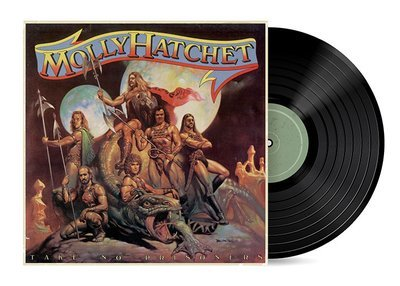 Take No Prisoners by Molly Hatchet [Vinyl LP]