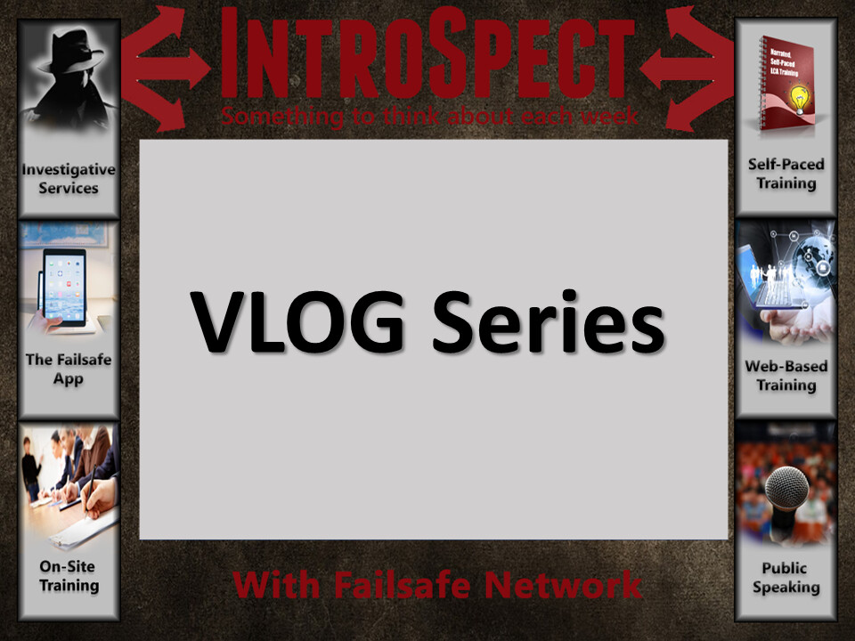 The Latent Cause Analysis VLOG Series Annual Subscription