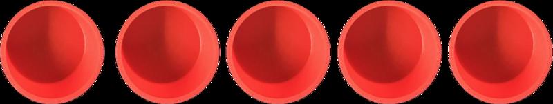 Mudblaster Wide 5 Beadlock Lug Hole Plugs