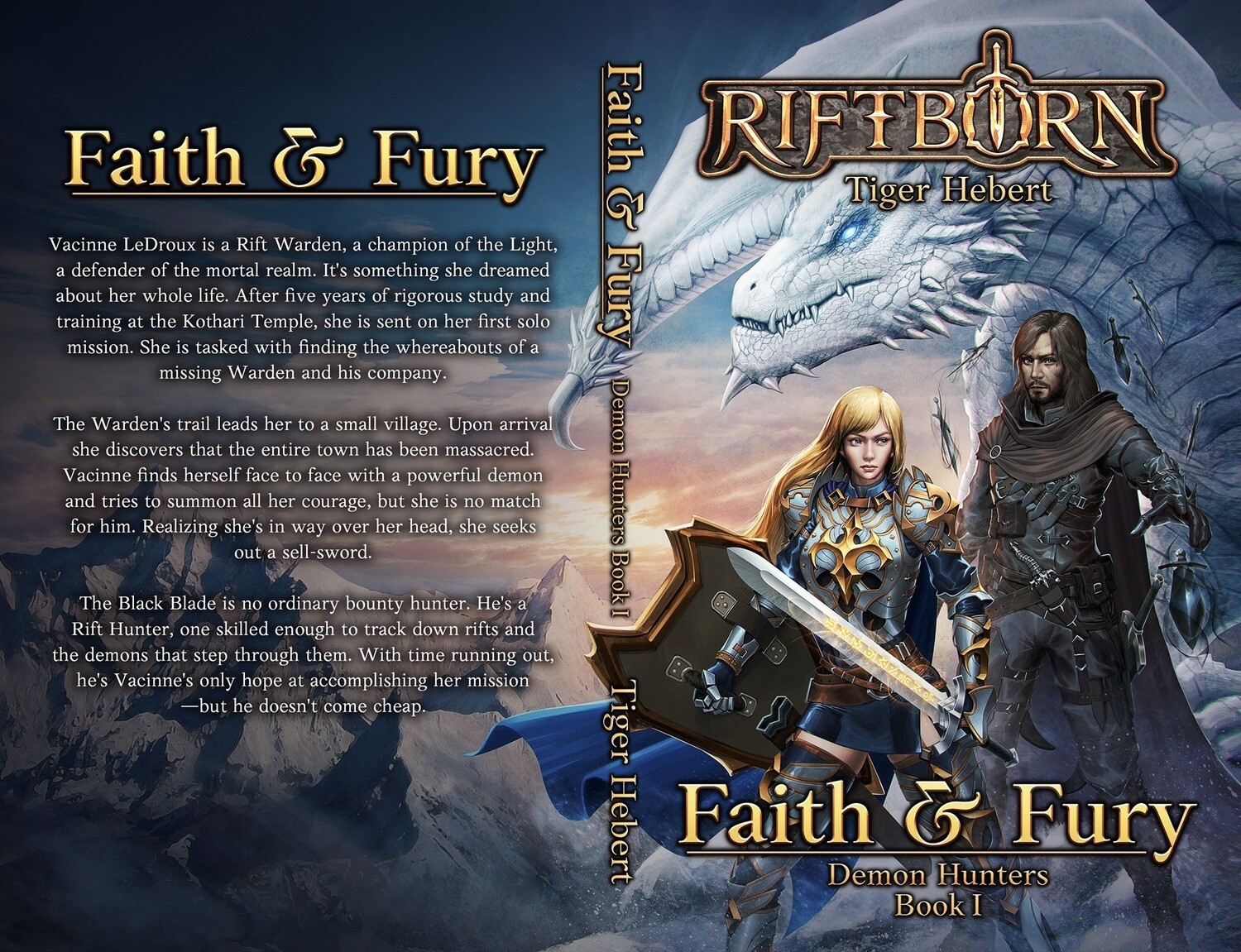 Faith and Fury (Signed)