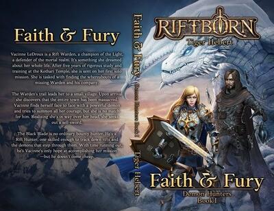 Faith and Fury (Signed)