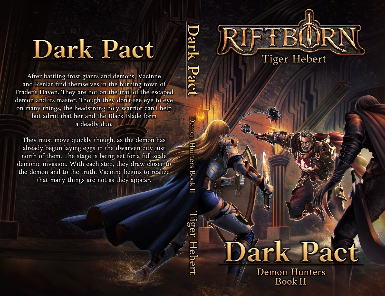Dark Pact (Signed)