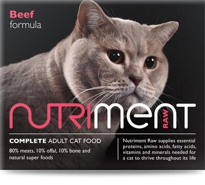 Cat Beef Formula - Adult