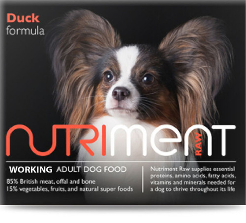 Adult - Duck - 1.4kg Chubb