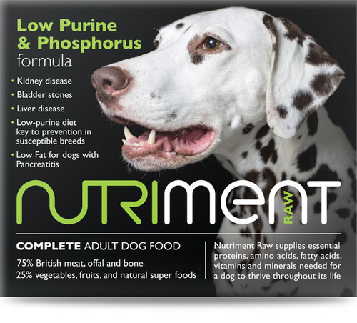 Adult - Low Purine & Phosphorus - 1.4kg Chubb