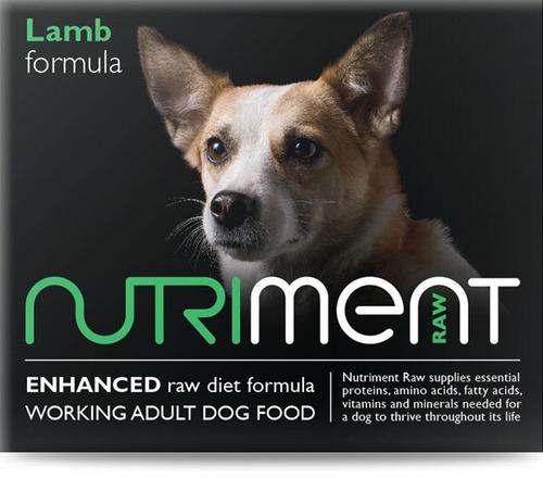 Adult - Lamb - 500g Tub
