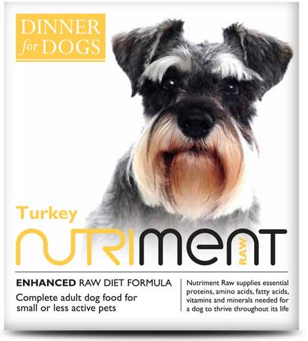 Dinner for Dogs - Turkey Dinner - 200g Tray