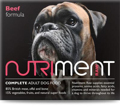 Adult - Beef - 500g Tub
