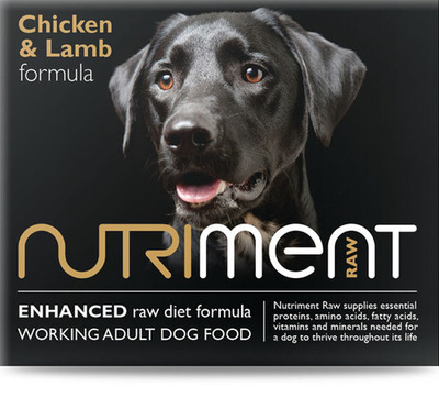 Adult - Chicken and Lamb - 500g Tub