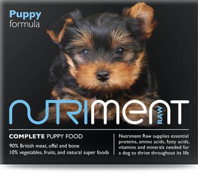 Puppy Formula - 1.4kg Chubb