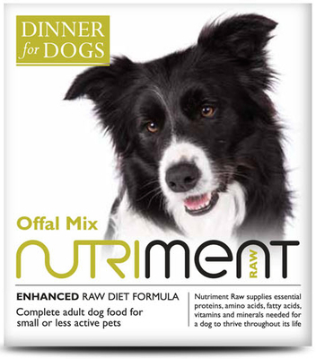 Dinner for Dogs - Offal Dinner Mix - 200g Tray