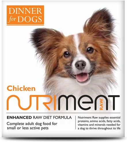 Dinner for Dogs - Chicken Dinner - 200g Tray