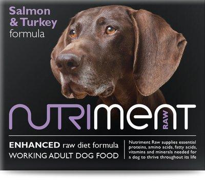 Adult - Salmon and Turkey - 500g Tub