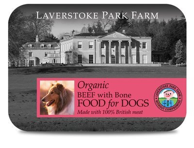 Laverstoke Organic Beef with Bone - 500g Tub