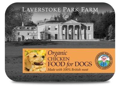 Laverstoke Organic Chicken - 500g Tub