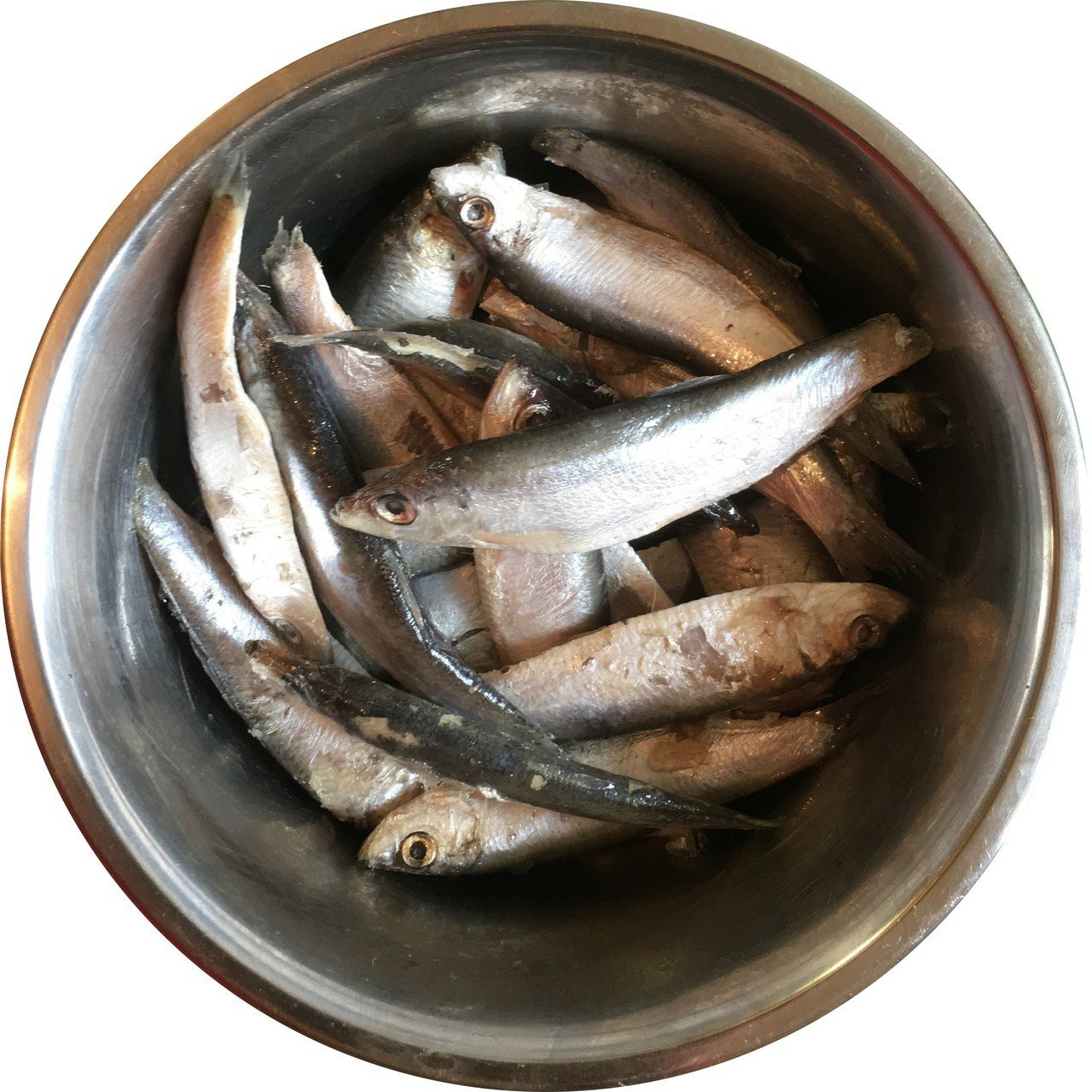 Fresh Sprats, Whole