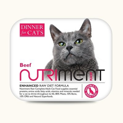 Dinner for Cats - Beef