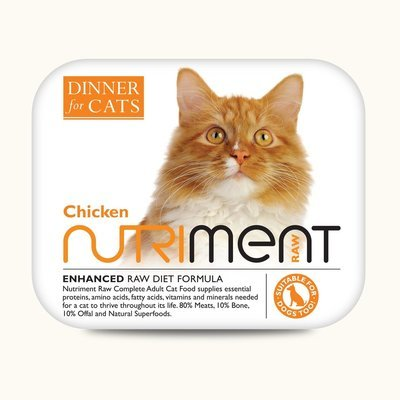 Dinner for Cats - Chicken