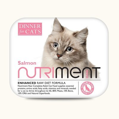 Dinner for Cats - Salmon