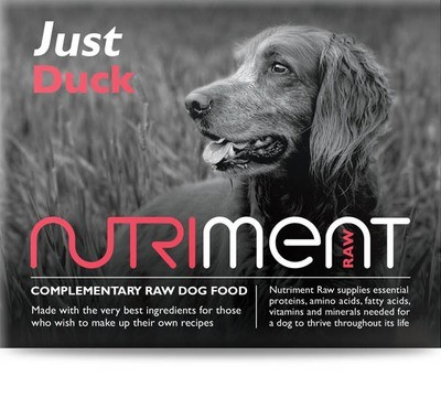 Just - Duck - 500g Tub