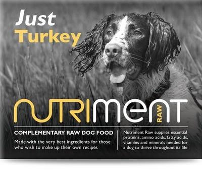 Just - Turkey - 500g Tub