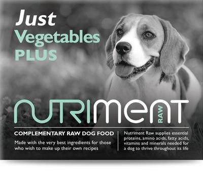 Just - Vegetables Plus - 500g Tub