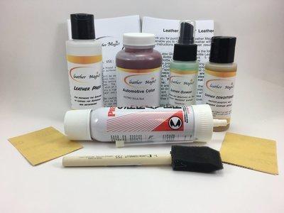 Leather Dye &  ReColoring Kit